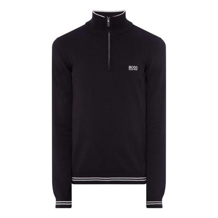 Zimex Half-Zip Sweater