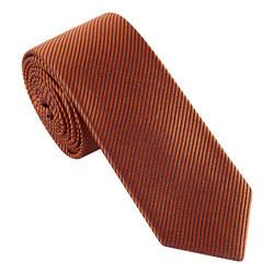 Textured Stripe Silk Tie