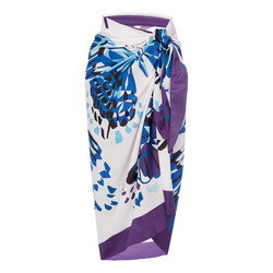 Butterfly Print Sarong