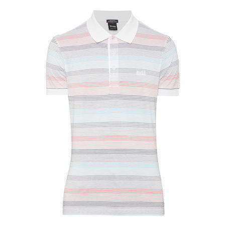 Three Stripe Paddy Polo Shirt