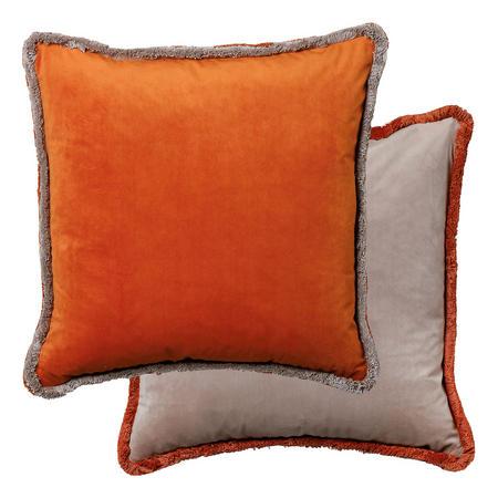 Milana Cushion Terracotta