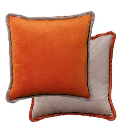 Milana Cushion Terracotta