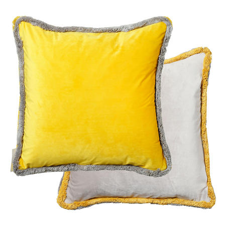 Milana Cushion Yellow 45 x 45cm