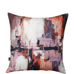 Solas Cushion Purple 45 x 45cm
