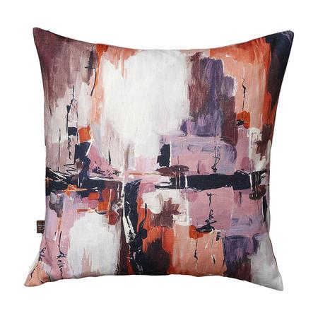 Solas Cushion Purple 58cm x 58cm