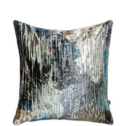 Oksana Cushion Blue 58cm x 58cm