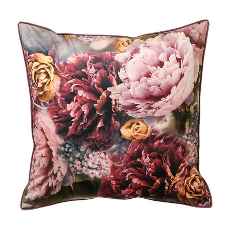 Sadie Cushion Pink 58cm x 58cm