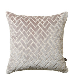 Fracture Cushion Grey