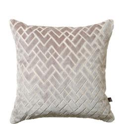 Fracture Cushion Grey 50 x 50cm