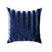 Louis Cushion Blue 58cm x 58cm