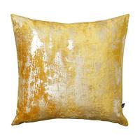Moonstruck Cushion Ochre 43cm x 43cm