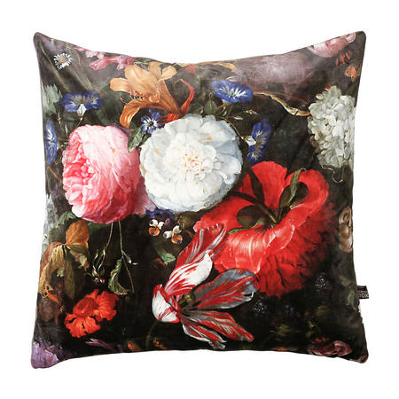 Midnight Cushion Rose