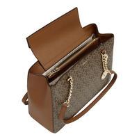 Sutton Textured Leather Shopper Bag
