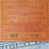 501 Hemmed Shorts