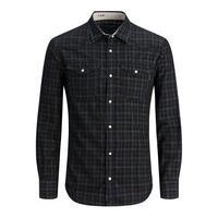 Corduroy Check Shirt