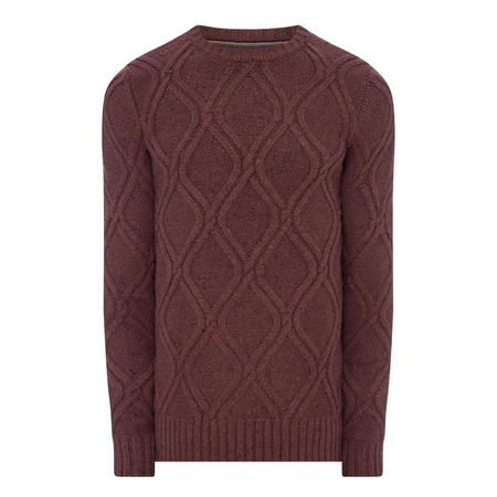 Russell Cable Knit Sweater