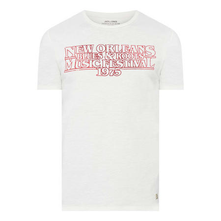 New Orleans Graphic T-Shirt