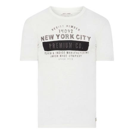 Carl Appliqué T-Shirt