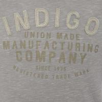 Indigo Applique T-Shirt