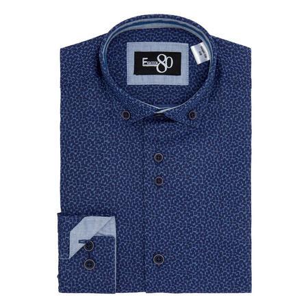 Weave Print Shirt