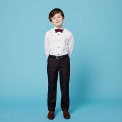 Bow & Shirt Set