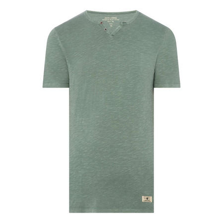 Ben Split Neck T-Shirt