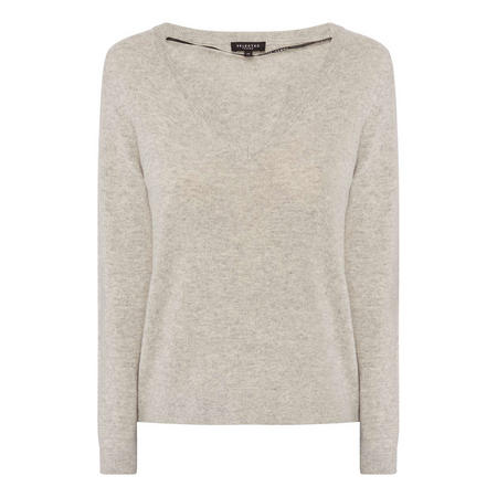 Ayals Knitted Cashmere Sweater