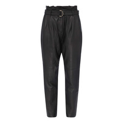 Bella Leather Trousers