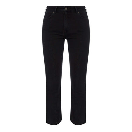 Flan Cropped Jeans