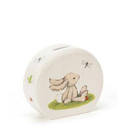 Bashful Bunny Money Box