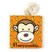 If I Were A Monkey Book