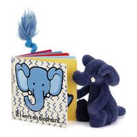 If I Were An Elephant Book