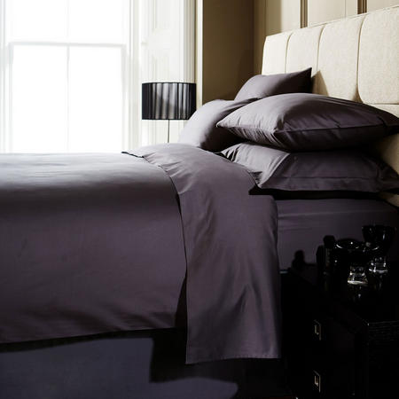 1000 Thread Count Fitted Sheet Platinum