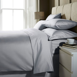 1000 Thread Count Duver Cover Ice Grey