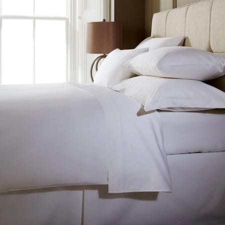 1000 Thread Count Duvet Cover White