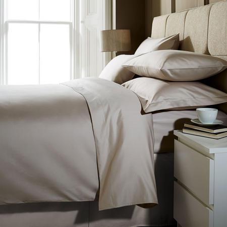 1000 Thread Count Housewife Pillowcase Flax
