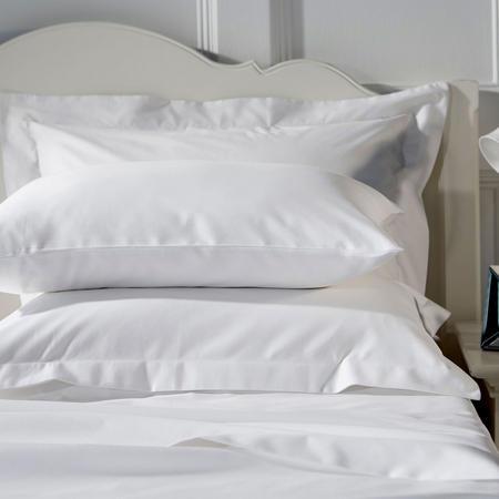 1000 Thread Count Housewife Pillowcase White