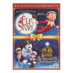 2-in-1 An Elf's Story DVD