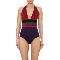 Striped Aquatique Swimsuit