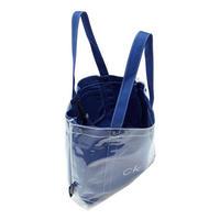 Retro Transparent Beach Bag