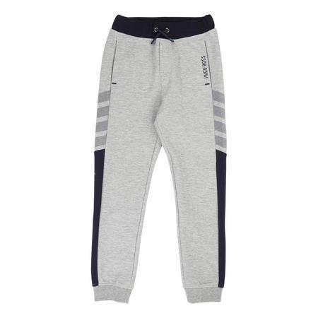 Print Leg Sweat Pants