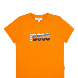 Babies Tri-Colour Logo T-Shirt