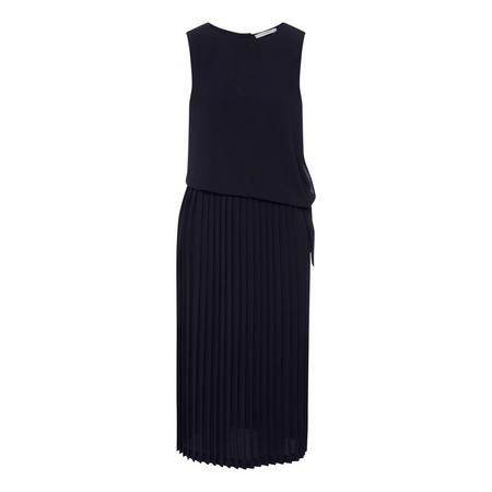 River Pleated Dress