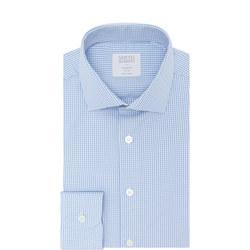 Mini Check Print Shirt