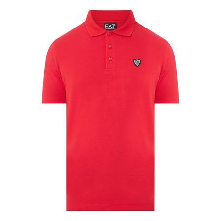 Badge Polo Shirt