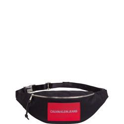 Logo Patch Bum Bag