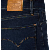 724 High Rise Straight Jeans