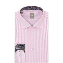 Smart Striped Shirt