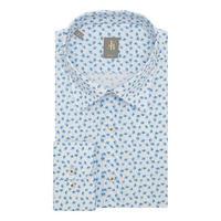 Messina Leaf Print Shirt