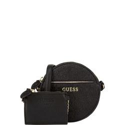 Glitter Crossbody Bag